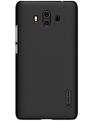 cheap -Nillkin Case For Huawei Mate 10 lite / Mate 10 Frosted Back Cover Solid Colored Hard PC for Mate 10 / Mate 10 lite / Huawei
