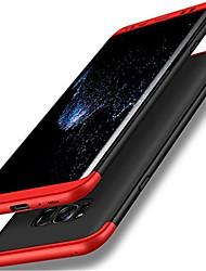 Недорогие -Кейс для Назначение SSamsung Galaxy S8 Plus / S8 Защита от удара / Ультратонкий Чехол Однотонный Твердый ПК для S8 Plus / S8 / S7 edge