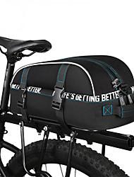 preiswerte -Fahrradtasche Fahrrad Kofferraum Taschen Regendicht Fitness Tasche für das Rad Polyester/Baumwolle Fahrradtasche Radsport Radsport