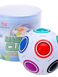 Недорогие -Кубик рубик Разноцветные магические шары Спидкуб Кубики-головоломки Разноцветные магические шары головоломка Куб Образование Футбол