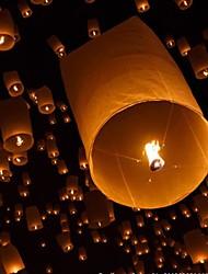 Недорогие -10шт в форме сердца конгмин свет лампы небесный фонарик