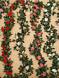 cheap -1 Branch Silk Others Plants Roses Tabletop Flower Artificial Flowers