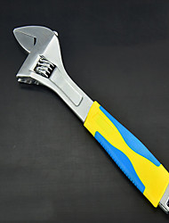 Hardware Tools Wrench Auto Repair Machine Repair Multifunctional Swing Wrench Living Plastic Plastic Wrench 12 Inch Plastic Wrench SJ