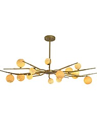 cheap -Country Globe Modern/Contemporary Chandelier For Living Room Bedroom Study Room/Office AC 110-120 AC 220-240V Bulb Not Included