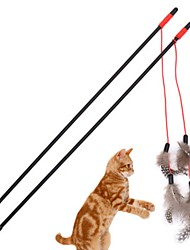 cheap -Cat Cat Toy Pet Toys Interactive Teaser Decompression Toys Plastic For Pets