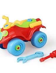 cheap -Motorcycle Toys Tank Military Simple Kids Pieces