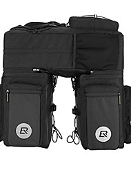 cheap -Bike Bag 48LPanniers & Rack Trunk Cycling Backpack Multi layer Rain-Proof Easy to Install Bicycle Bag Nylon Cycle Bag Cycling Cycling