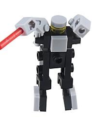 abordables -Robot Blocs de Construction 20 pcs Soulagement de stress et l'anxiété Interaction parent-enfant Jouets de décompression Nouveauté Enfant