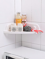 cheap -Bathroom Shelf Others PP Plastic Surface Mounted