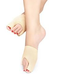 abordables -orthèses Semelle Intérieures Tissu Avant du Pied Printemps Hiver Beige