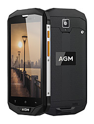 abordables -AGM A8 5.0 pouce Smartphone 4G (4GB + 64GB 13mp Qualcomm Snapdragon 410 4050mAh mAh)