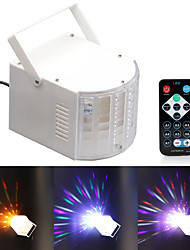 cheap -U'King LED Stage Light / Spot Light Sound-Activated Auto Remote Control for Club Wedding Stage Party Outdoor Professional High Quality