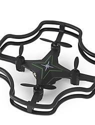 abordables -RC Drone F15 4 canaux 6 Axes 2.4G Quadri rotor RC En avant en arrière Tenue de hauteur Mode Sans Tête Quadri rotor RC Télécommande Manuel