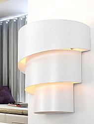 economico -Luce a muro Luce ambientale 40W 220V E27 Rustico/campestre Moderno/Contemporaneo Argento