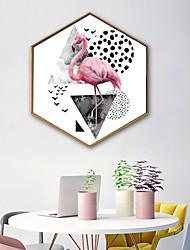 economico -Animali Forma Illustrazioni Decorazioni da parete,PVC Materiale con cornice For Decorazioni per la casa Cornice Salotto Cucina Sala da