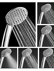 cheap -Modern/Contemporary Hand Shower Chrome Feature - High Speed Multi-function, Shower Head