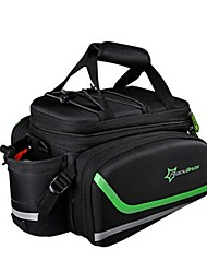 cheap -Bike Bag 12L Bike Trunk Bags Multi layer Easy to Install Bicycle Bag High Quality EVA Cycle Bag Cycling Cycling / Bike