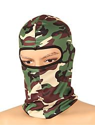 baratos -Máscara Facial Máscaras de Esqui Todas as Estações Ciclismo Manter Quente Acampar e Caminhar Esqui Ciclismo / Moto Moto Trilha Unisexo