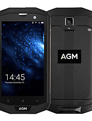 baratos -AGM A8 5.0 polegada Celular 4G ( 3GB + 32GB 13MP Qualcomm Snapdragon 400 MSM8926-2 4050 mAh )