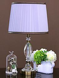 billige -Kunstnerisk Øjenbeskyttelse Bordlampe Til Glas 220 V Hvid