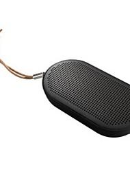 abordables -BOC6 Speaker Haut-parleur Bluetooth 3,5mm Caisson de Graves Or Noir Bleu de minuit