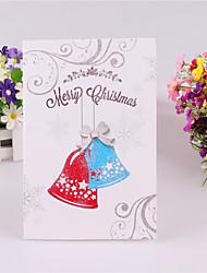 Недорогие -Боковой сгиб Свадебные приглашения 1 - Пригласительные билеты Сказочный Праздник Тиснённая бумага Блеск Блеск