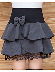 cheap -Women's Daily Above Knee Skirts