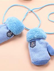 cheap -Boys' Gloves,Winter Others Beige Blue