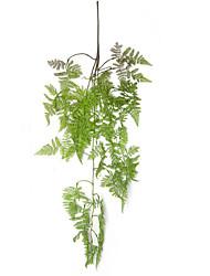 Недорогие -1 Филиал Полиэстер Pастений Корзина Цветы Искусственные Цветы