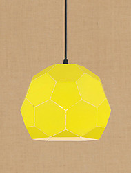 abordables -Lampe suspendue Lumière d'ambiance 110-120V / 220-240V Ampoule non incluse / 5-10㎡ / E26 / E27