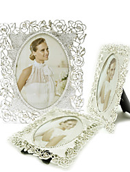 cheap -Classic European Style Modern/Contemporary Alloy Silver Electroplated Picture Frames Wall Decorations, 1pc