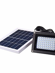 cheap -1pc 5W LED Solar Lights Waterproof Decorative Outdoor Lighting Warm White Cold White <5V