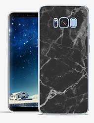abordables -Coque Pour Samsung Galaxy S8 Plus S8 Motif Coque Marbre Flexible TPU pour S8 Plus S8 S7 edge S7 S6 edge plus S6 edge S6