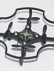 abordables -RC Dron F17W 4 Canales 6 Ejes 2.4G No Quadccótero de radiocontrol  Altura Hacia adelante hacia atrás Mini Modo De Control Directo Control