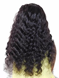 cheap -Mongolian Unprocessed Virgin Hair Loose Wave Human Hair Weaves 3pcs 3 Pieces 0.3