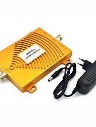 mini cdma 850 mhz pc 1900 mhz dual band ripetitore di segnale del telefono cellulare cdma ripetitore di segnale con alimentatore / dorato