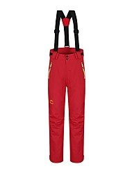 cheap -Women's Ski / Snow Pants Warm Waterproof Windproof Wearable Antistatic Breathability Camping / Hiking Outdoor Exercise Ski/Snowboarding