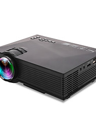 cheap -UNIC ZHG-UC46BG LCD Home Theater Projector 1200 lm Support 720P (1280x720) 34-130 inch Screen