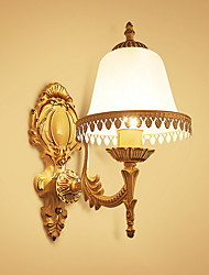 cheap -Eye Protection Vintage For Bedroom Metal Wall Light 220V 40W