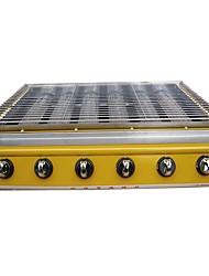 economico -Fornello da campeggio Attrezzi cucina all'aperto Confezione inclusa Acciaio inossidabile Lega di metallo per Campeggio
