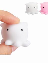Недорогие -LT.Squishies Резиновые игрушки Осьминог / Животный принт Товары для офиса / Стресс и тревога помощи / Декомпрессионные игрушки