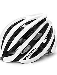 cheap -MOON Bike Helmet CE Cycling 36 Vents Adjustable One Piece Mountain Urban Ultra Light (UL) Sports Youth PC EPS Mountain Cycling Road