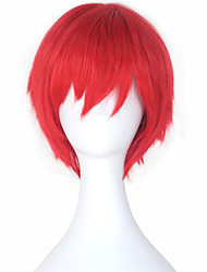 cheap -Cosplay Wigs Assassination Classroom Anime Cosplay Wigs 30cm CM Heat Resistant Fiber Men's Women's