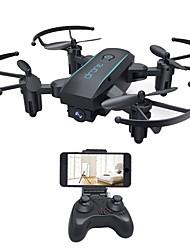 economico -RC Drone HY1601 4 canali 6 Asse 2.4G Con videocamera HD 720P Quadricottero Rc Altezza Holding WIFI FPV Tasto Unico Di Ritorno Controllo