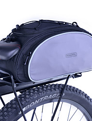 cheap -Roswheel Rear Pannier Bike Bag Trunk Bag Polyester Bike Luggage Carrier Bag