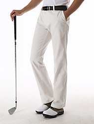 cheap -Men's Golf Pants / Trousers Fast Dry Windproof Wearable Breathability Golf Outdoor Exercise
