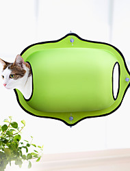 cheap -Cat Bed Pet Mats & Pads Solid Soft Easy to Install Travel Casual/Daily Black Coffee Green Camouflage Color Khaki For Pets