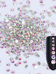 Недорогие -Украшения для ногтей Дизайн ногтей Мода / 3D Повседневные