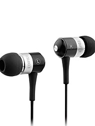 cheap -EDIFIER H285 In Ear Wired Headphones Dynamic Metal Mobile Phone Earphone Stereo Headset