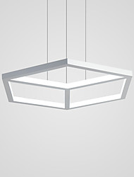 cheap -Pendant Light Ambient Light - LED, 220-240V, Warm White / Cold White, LED Light Source Included / 15-20㎡ / LED Integrated